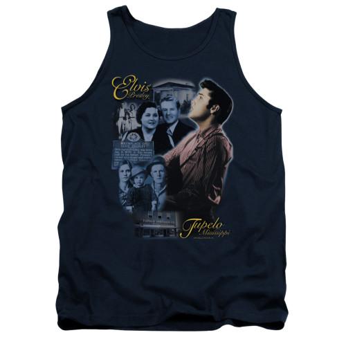Image for Elvis Tank Top - Tupelo