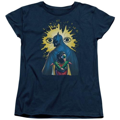 Image for Batman Womans T-Shirt - Watchers