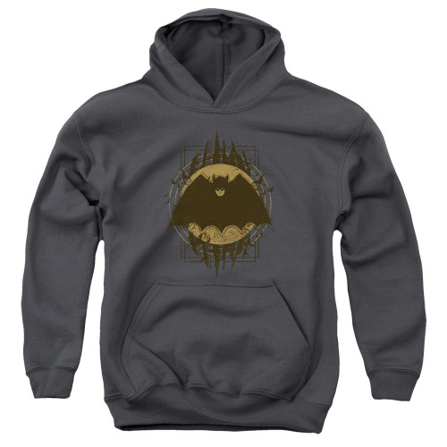 Image for Batman Youth Hoodie - Batman Crest