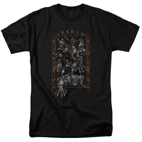 Image for Batman T-Shirt - Arkhams Gate