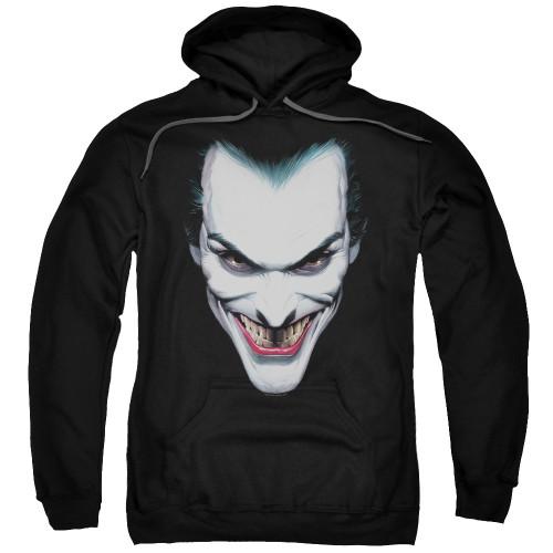 Image for Batman Hoodie - Joker Portrait