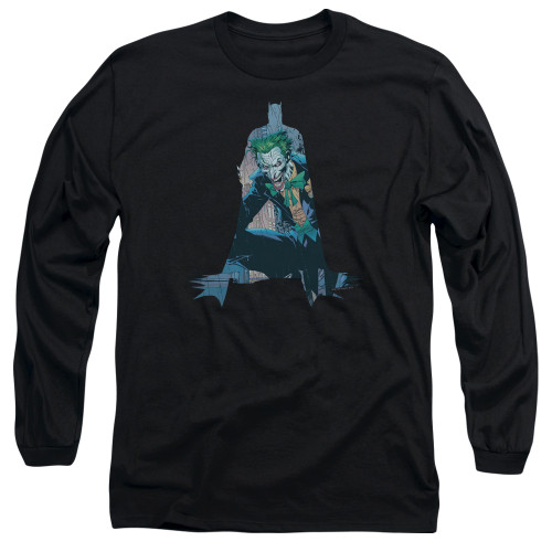 Image for Batman Long Sleeve T-Shirt - The Scene Inside