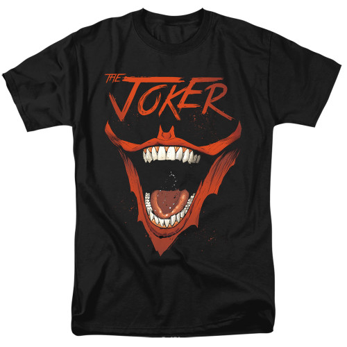 Image for Batman T-Shirt - Joker Bat Laugh