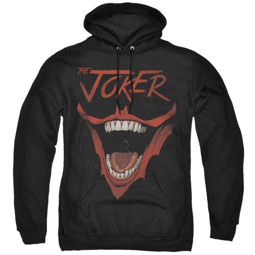 Image for Batman Hoodie - Joker Bat Laugh