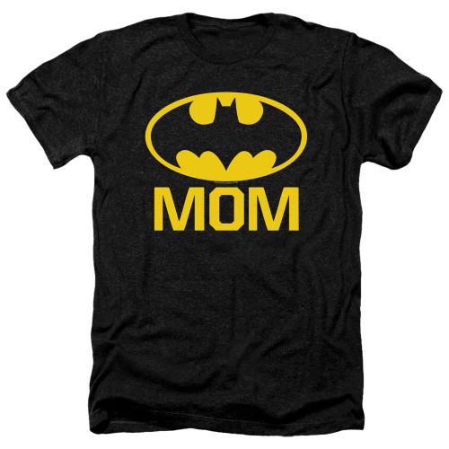 Image for Batman Heather T-Shirt - Bat Mom