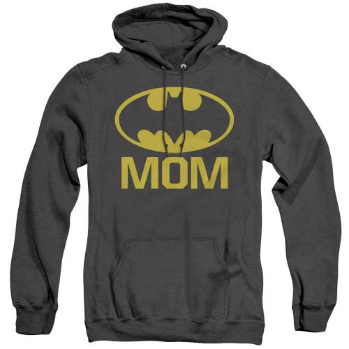 Image for Batman Heather Hoodie - Bat Mom