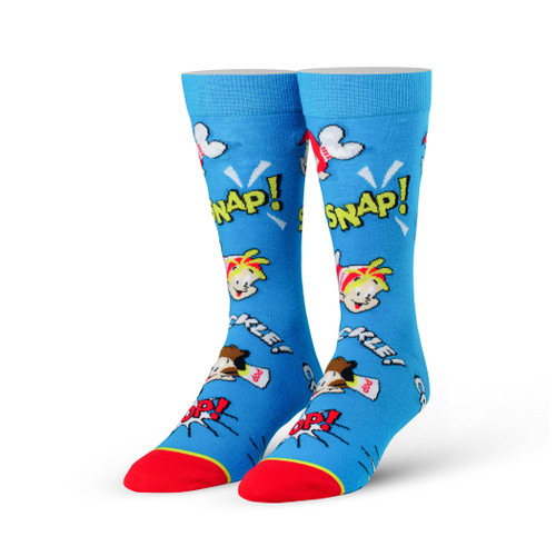 Image for Rice Krispies Snap Crackle Pop Socks