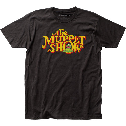 Image for The Muppet Show T-Shirt - Logo