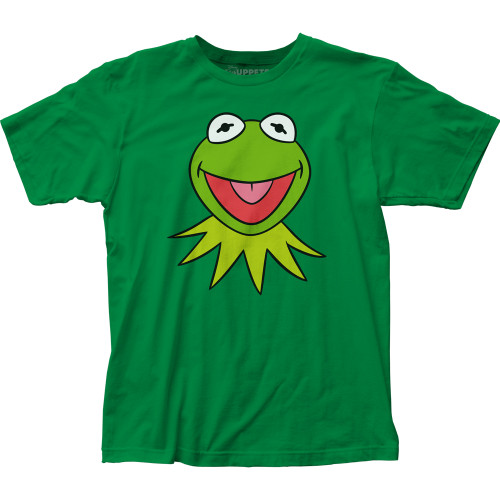 Import for The Muppet Show T-Shirt - Kermit Face