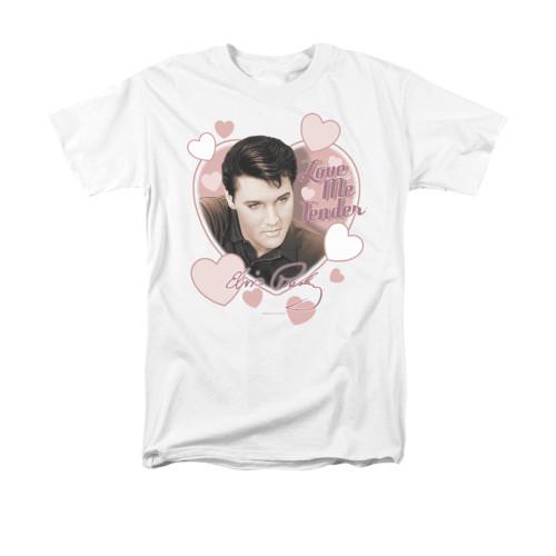 Image for Elvis T-Shirt - Love Me Tender