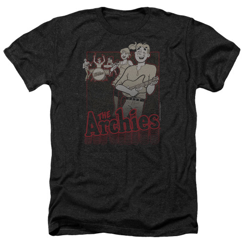 Image for Archie Comics Heather T-Shirt - Perform