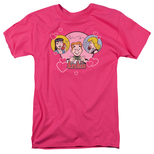 Image for Archie Comics T-Shirt - Two is Better