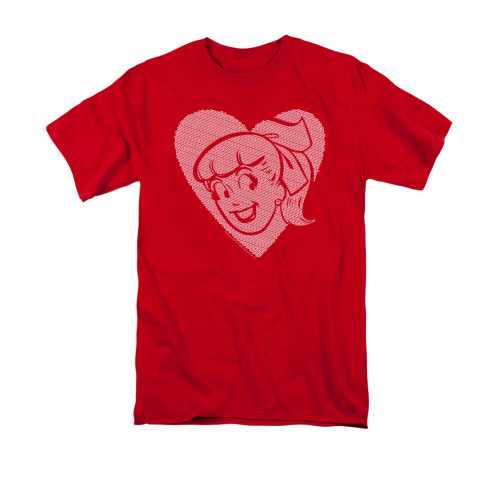 Image for Archie Comics T-Shirt - Betty Hearts