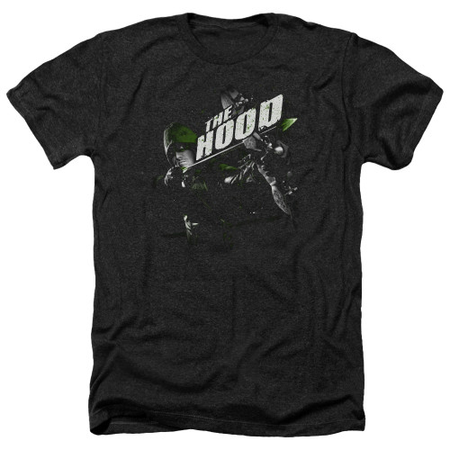 Image for Arrow Heather T-Shirt - Take Aim
