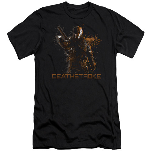 Image for Arrow Premium Canvas Premium Shirt - Deathstroke