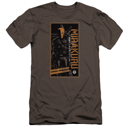 Image for Arrow Premium Canvas Premium Shirt - Mirakura Energy Drink