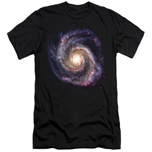 Image for Outer Space Premium Canvas Premium Shirt - Galaxy
