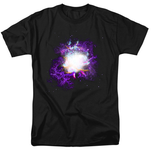 Image for Outer Space T-Shirt - Nebula