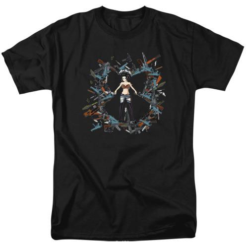 Image for Anime T-Shirt - Gun Angel