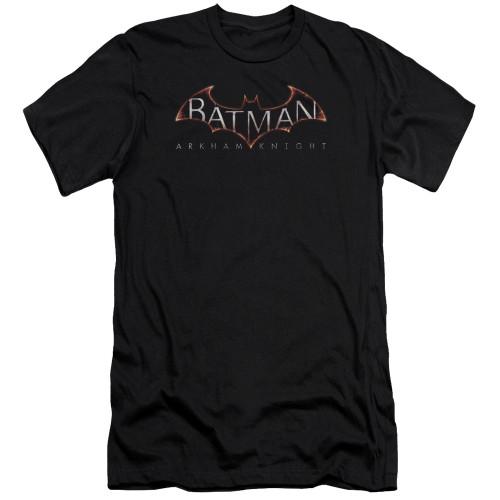 Image for Batman Arkham Knight Premium Canvas Premium Shirt - Logo