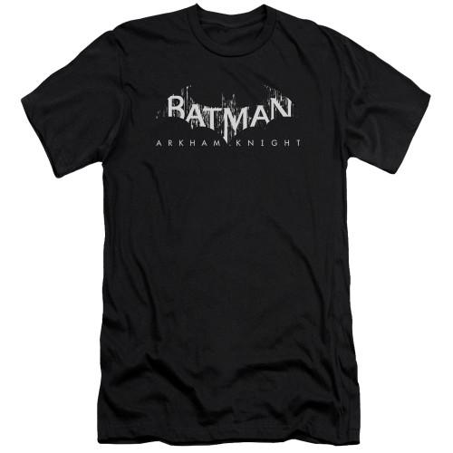 Image for Batman Arkham Knight Premium Canvas Premium Shirt - Splinter Logo