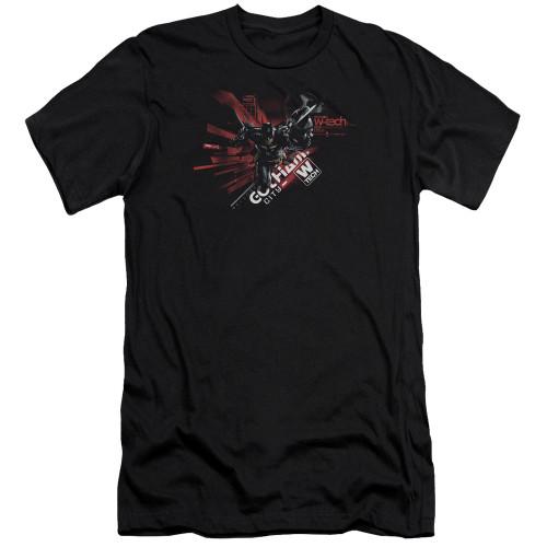Image for Batman Arkham Knight Premium Canvas Premium Shirt - Tech