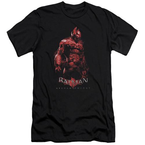 Image for Batman Arkham Knight Premium Canvas Premium Shirt - Red Knight