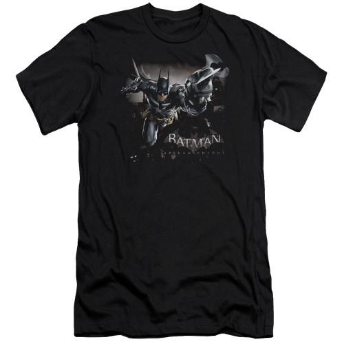 Image for Batman Arkham Knight Premium Canvas Premium Shirt - Grapple