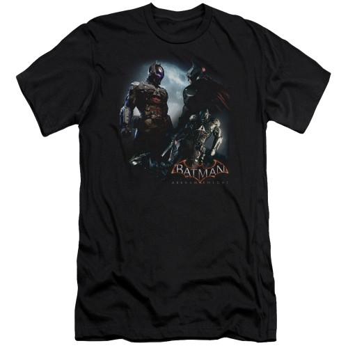 Image for Batman Arkham Knight Premium Canvas Premium Shirt - Face Off