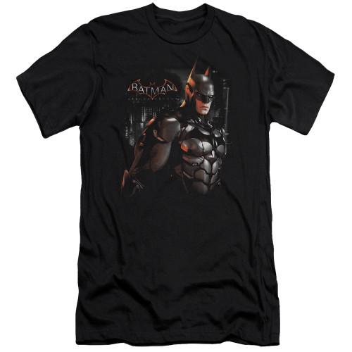 Image for Batman Arkham Knight Premium Canvas Premium Shirt - Dark Knight