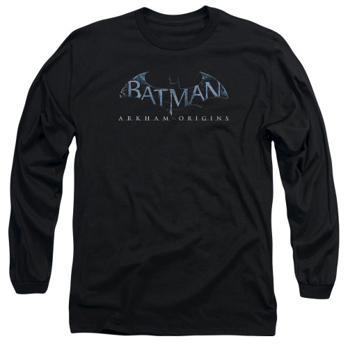Image for Batman Arkham Origins Long Sleeve T-Shirt - Logo