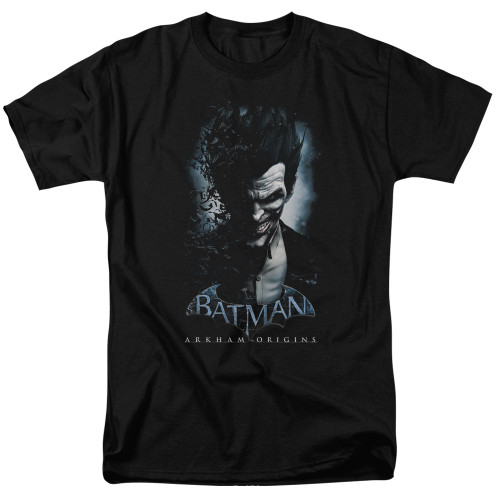 Image for Batman Arkham Origins T-Shirt - Joker