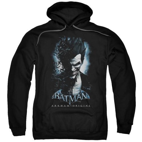 Image for Batman Arkham Origins Hoodie - Joker