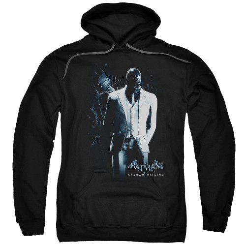 Image for Batman Arkham Origins Hoodie - Black Mask