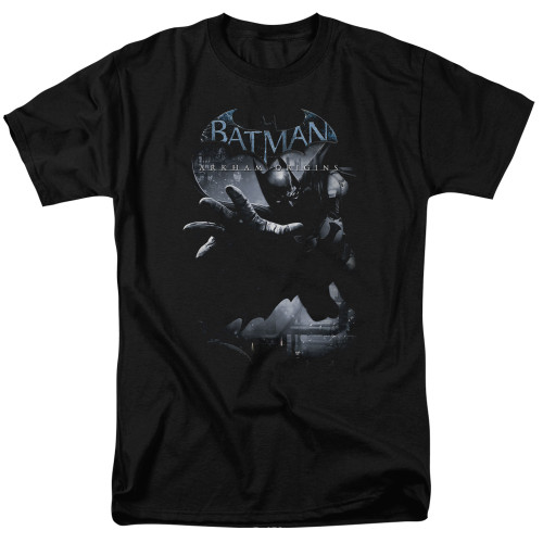 Image for Batman Arkham Origins T-Shirt - Out of the Shadows