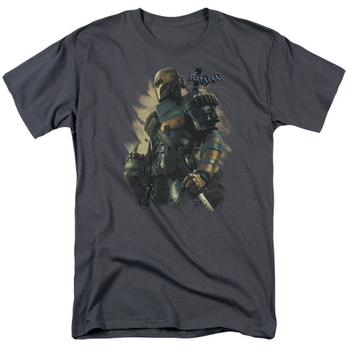 Image for Batman Arkham Origins T-Shirt - Deathstroke
