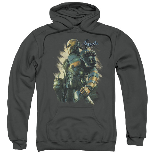 Image for Batman Arkham Origins Hoodie - Deathstroke