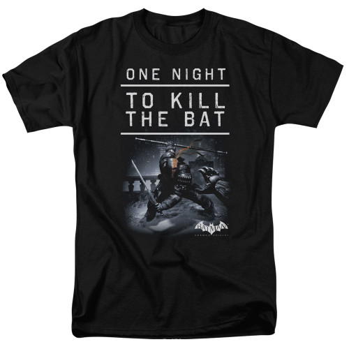 Image for Batman Arkham Origins T-Shirt - One Night