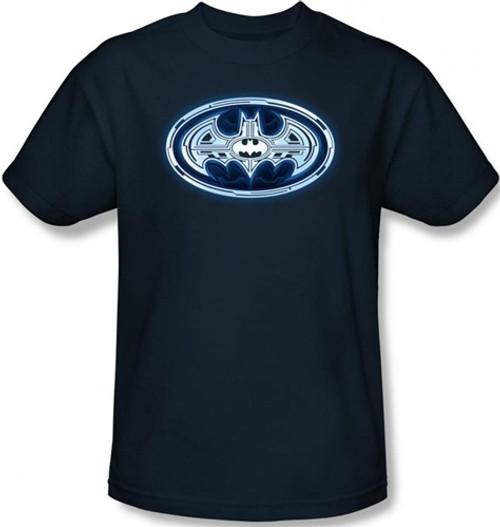 Image for Batman T-Shirt - Cyber Bat Logo