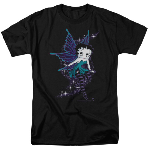 Image for Betty Boop T-Shirt - Sparkle Fairy