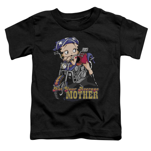 Image for Betty Boop Toddler T-Shirt - Not Your Average Mother