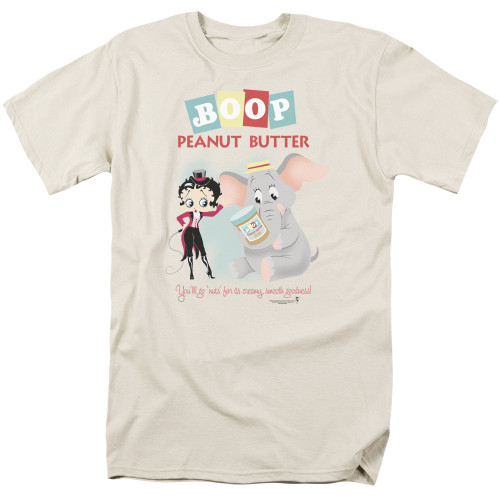 Image for Betty Boop T-Shirt - Boop Peanut Butter