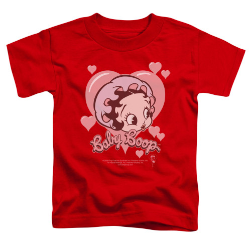 Image for Betty Boop Toddler T-Shirt - Baby Heart