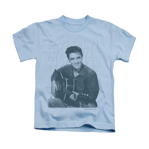Image for Elvis Kids T-Shirt - Repeat