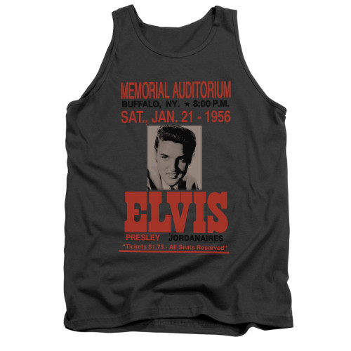 Image for Elvis Tank Top - Buffalo 1956