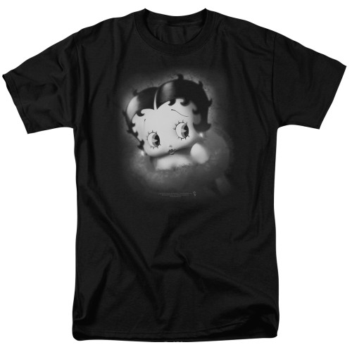 Image for Betty Boop T-Shirt - Vintage Star