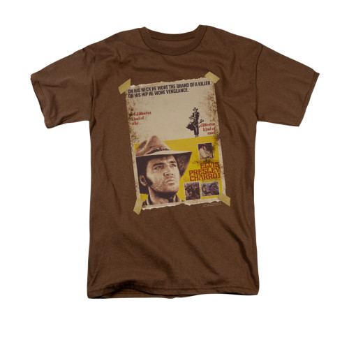 Image for Elvis T-Shirt - Charro