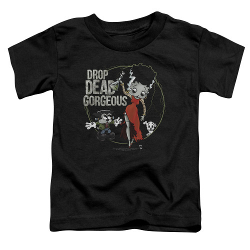 Image for Betty Boop Toddler T-Shirt - Drop Dead Gorgeous
