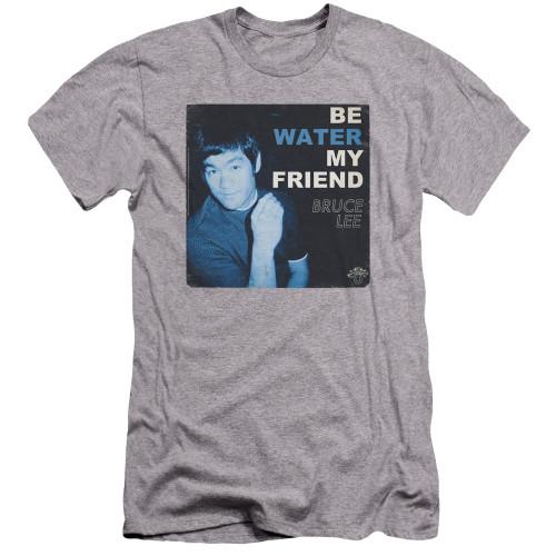 Image for Bruce Lee Premium Canvas Premium Shirt - Water