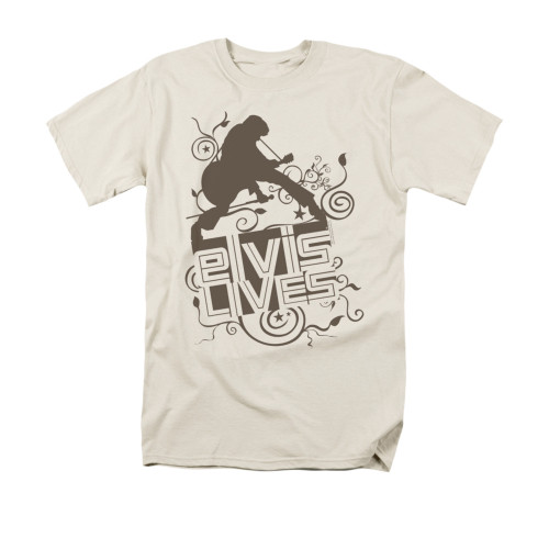 Image for Elvis T-Shirt - Elvis Lives